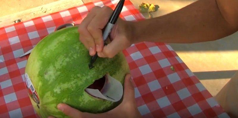 смузи из арбуза