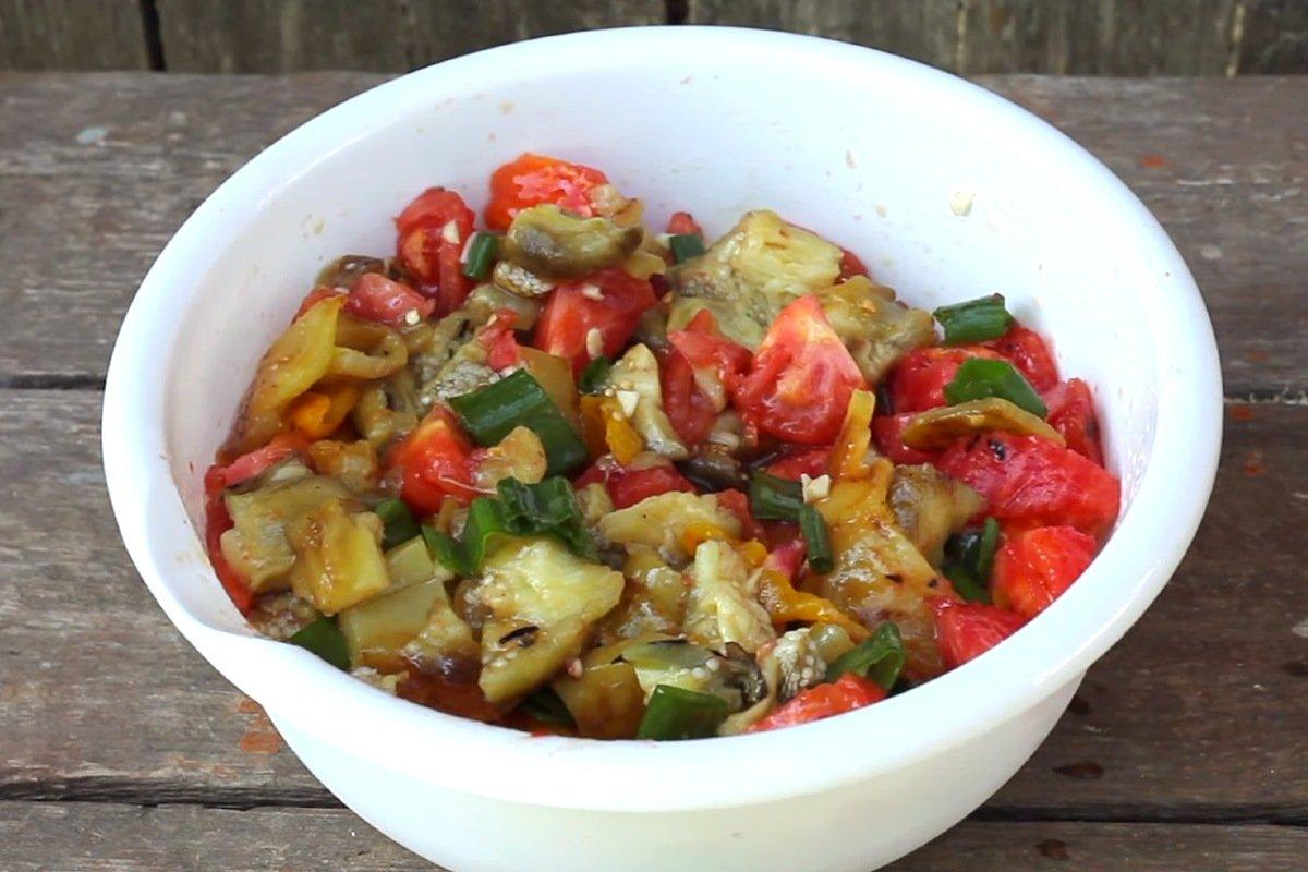 армянский салат хоровац