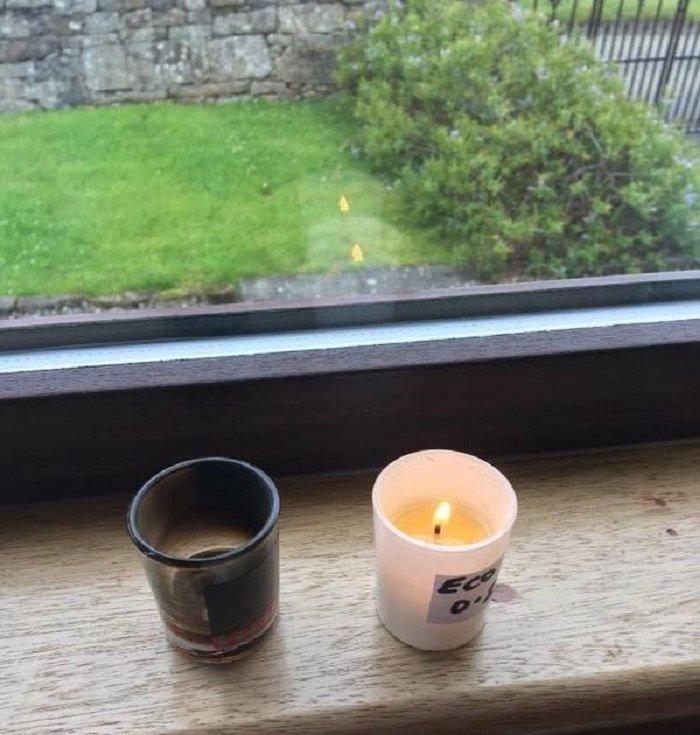 вред от ароматических свечей