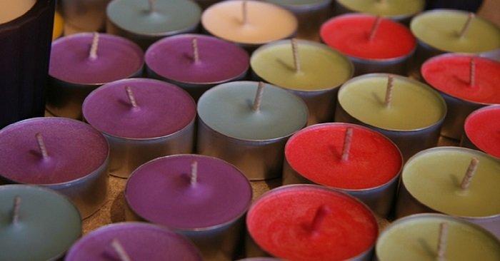 вред ароматических свечей