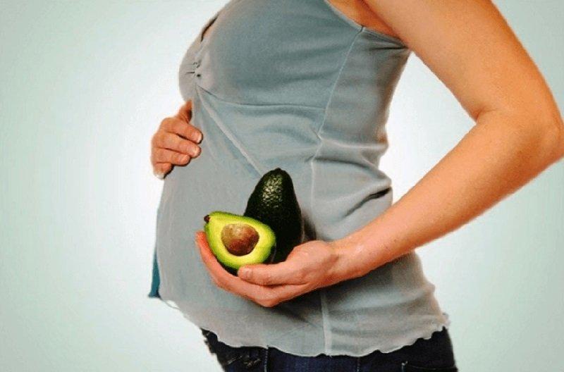 авокадо беременность