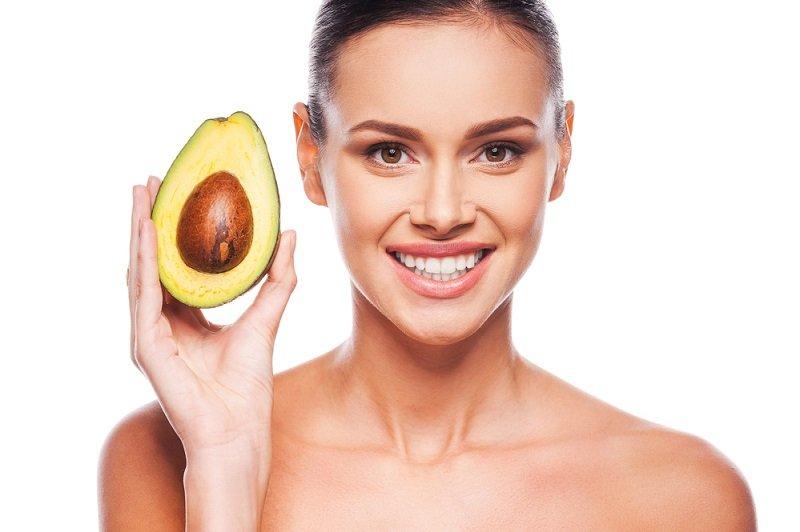 авокадо для красоты