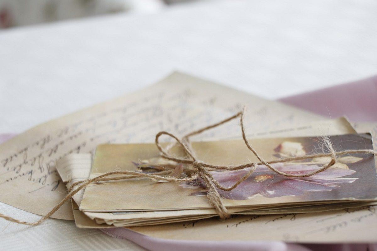 бабушкин сундук с письмами