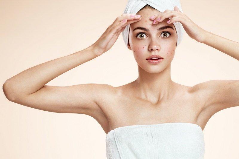 бадяга для лица маска