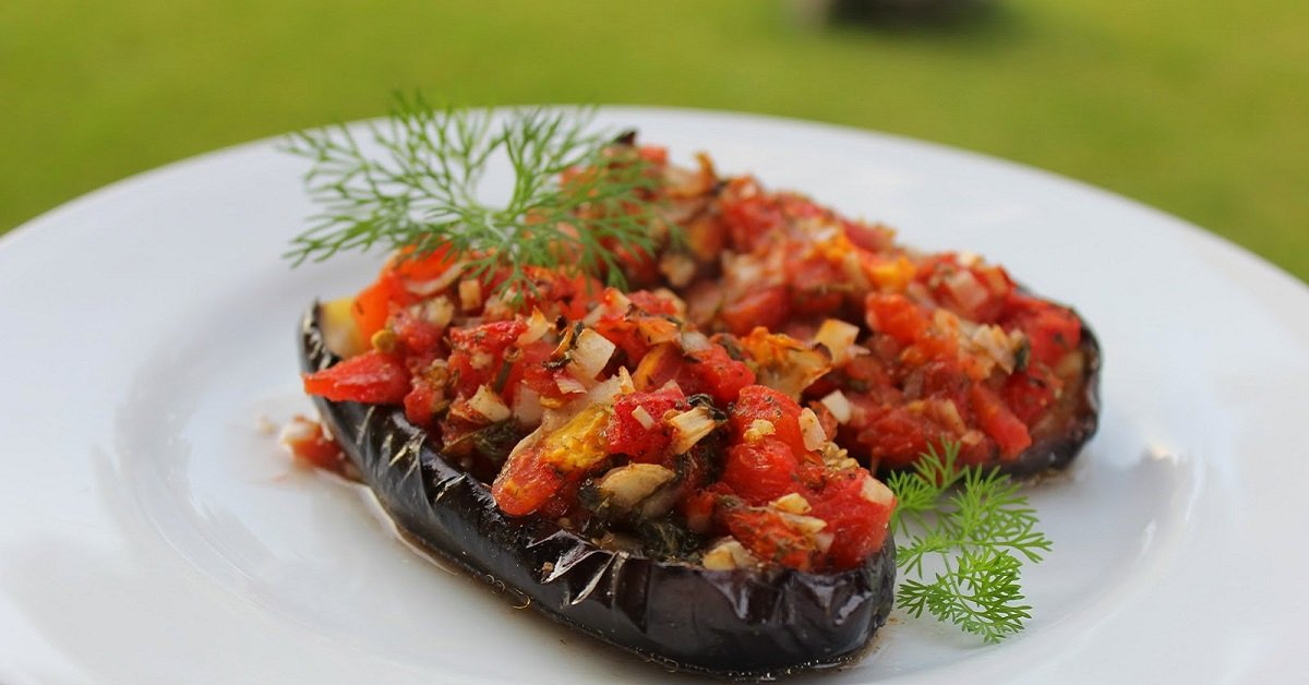 3 отменных блюда из баклажанов: овощи, приготовленные с восточным колоритом!