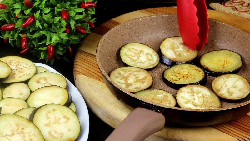 баклажаны в сладком соусе чили