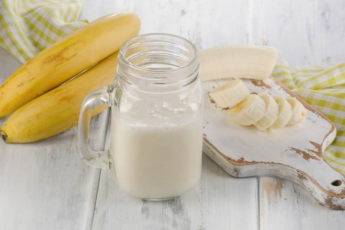 банан от кашля рецепт