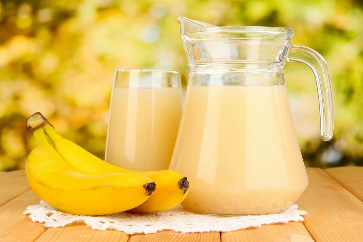 Банан от кашля и с чем нужно его смешать для лучшего эффекта