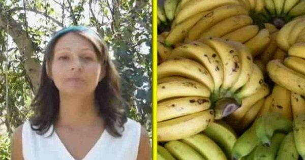 Эта девушка 12 дней питалась только бананами. То, что случилось, поразительно!