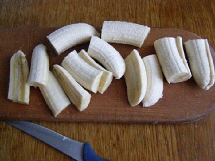 банановые оладьи для детей
