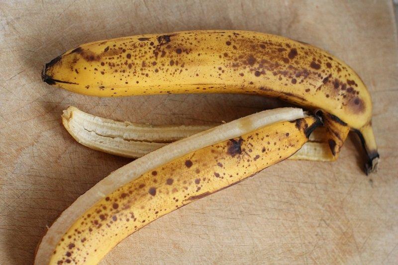 бананы с корицей фото
