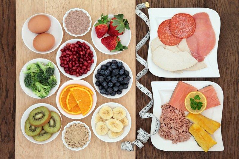 белковая диета дюкана примерное меню
