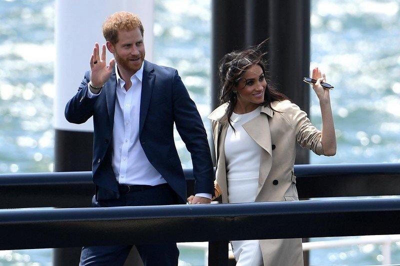 А вот и первенец! Герцоги Сассекские объявили о беременности Меган Маркл.