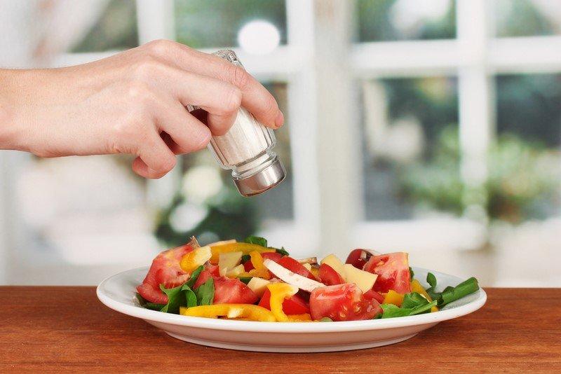 бессолевая диета для гипертоников