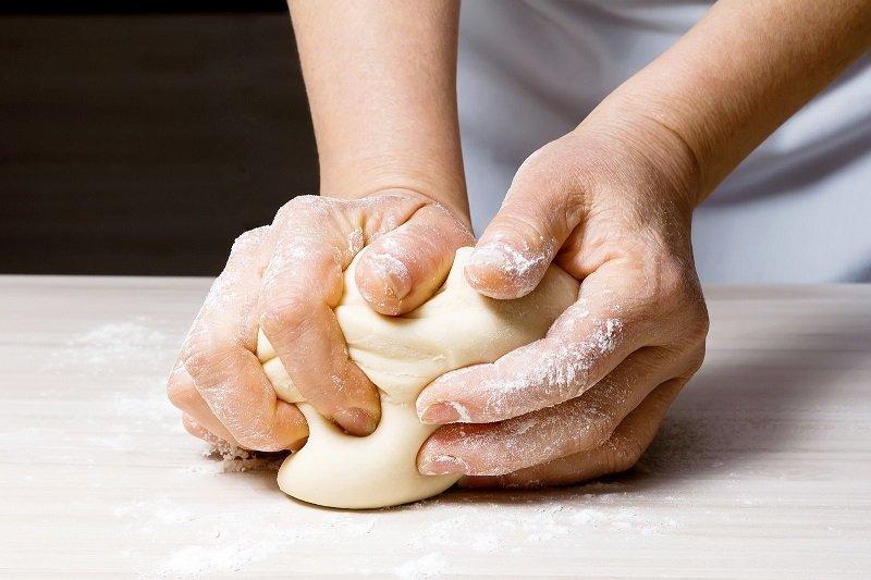 бездрожжевое тесто для пиццы дома