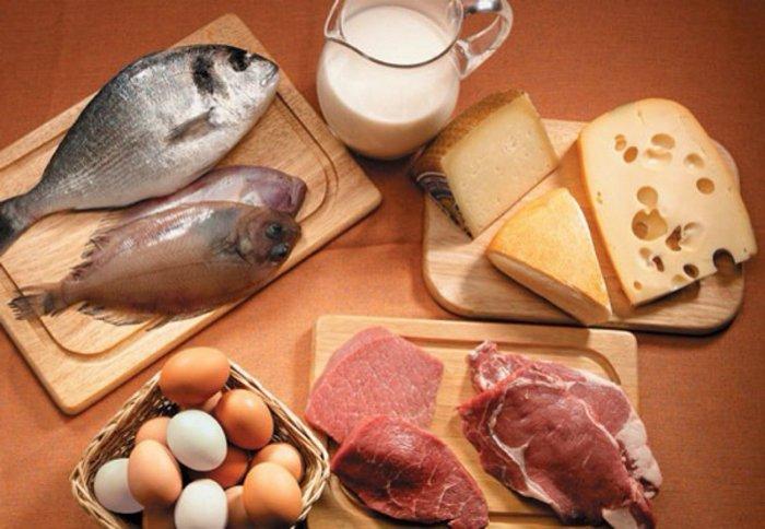 продукты для сушки тела