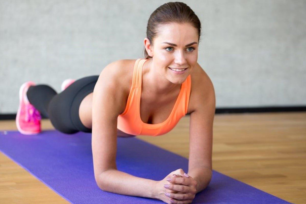 Какие упражнения определят твой биологический возраст точнее паспорта Вдохновение,Советы,Возраст,Гимнастика,Здоровье,Тесты,Упражнения