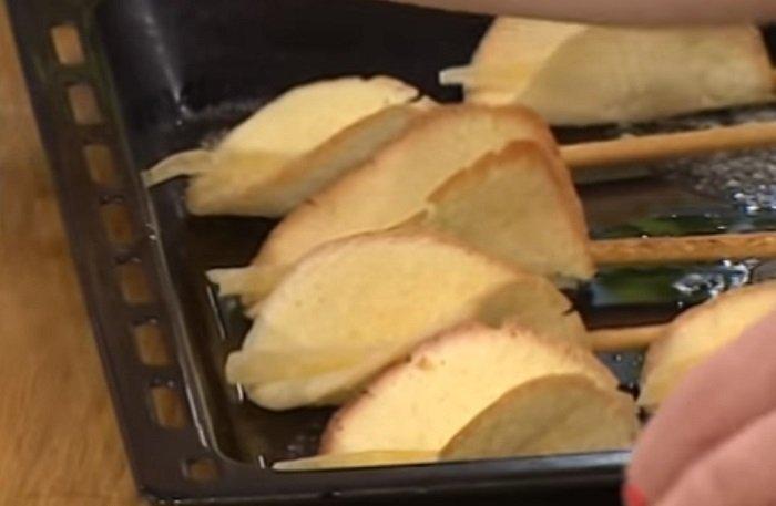 бисквитное печенье с арахисом