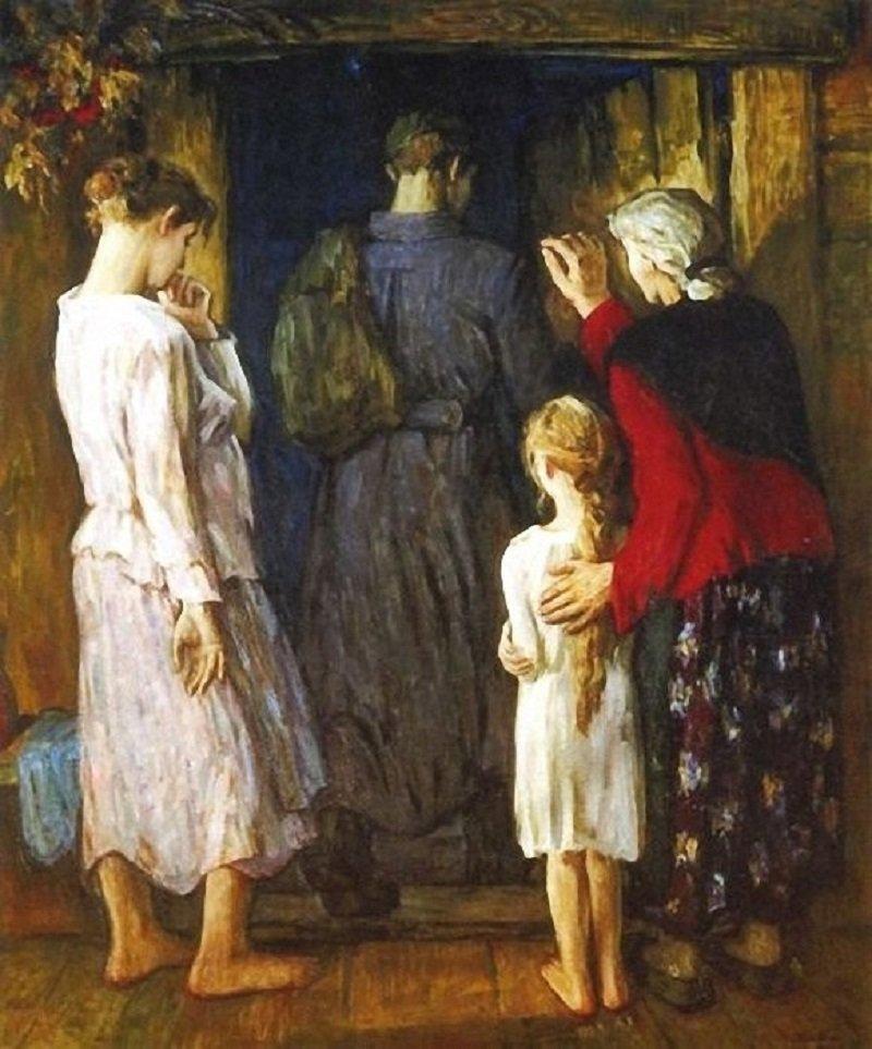 благословение матери