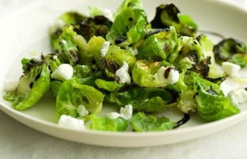 блюда из брюссельской капусты