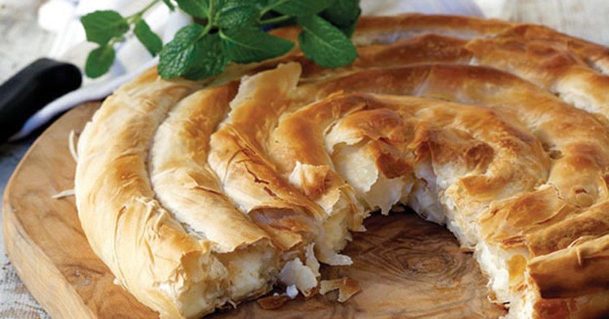 Осетинский пирог дома рецепт