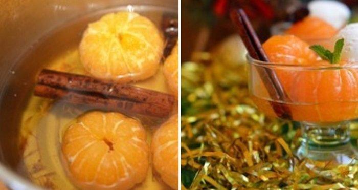 мандарини в сиропі