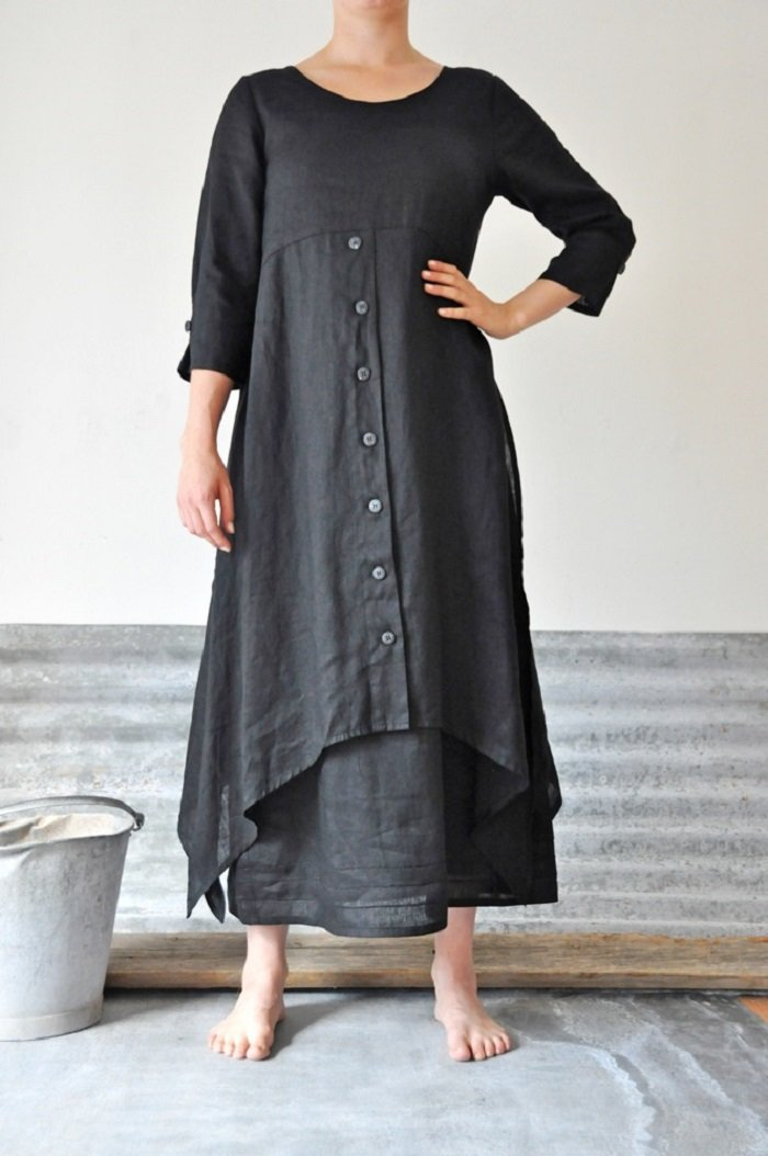 одежда в стиле бохо
