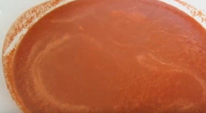 соус из баклажанов и перца