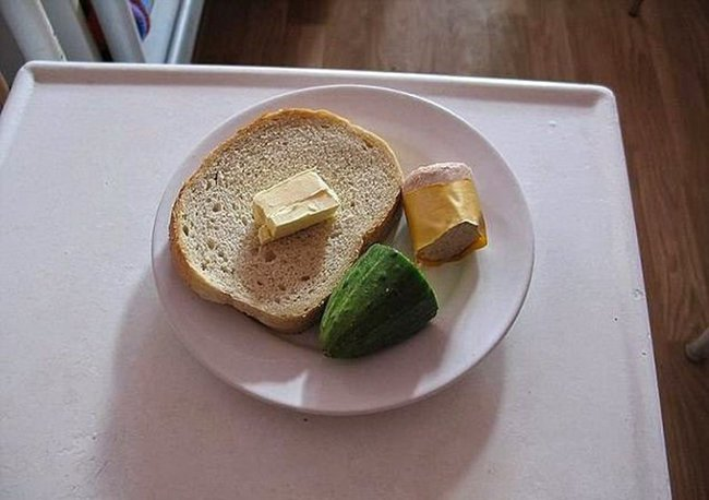 больничная еда в польше