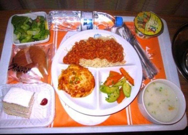 больничная еда в оаэ
