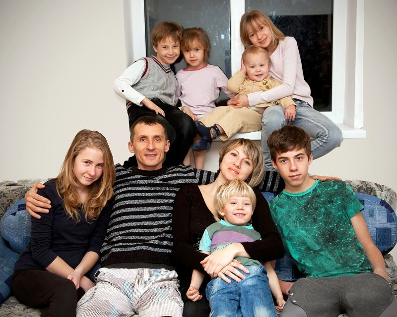Зачем мечтать о дружной семье