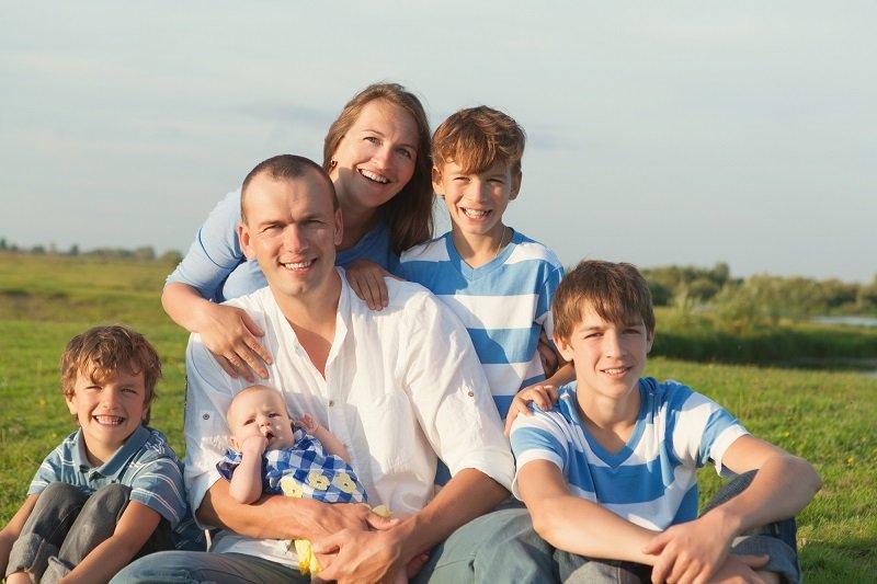 христианская семья это