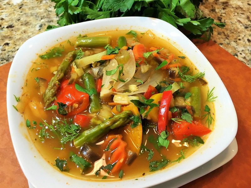боннский суп для похудения рецепт приготовления