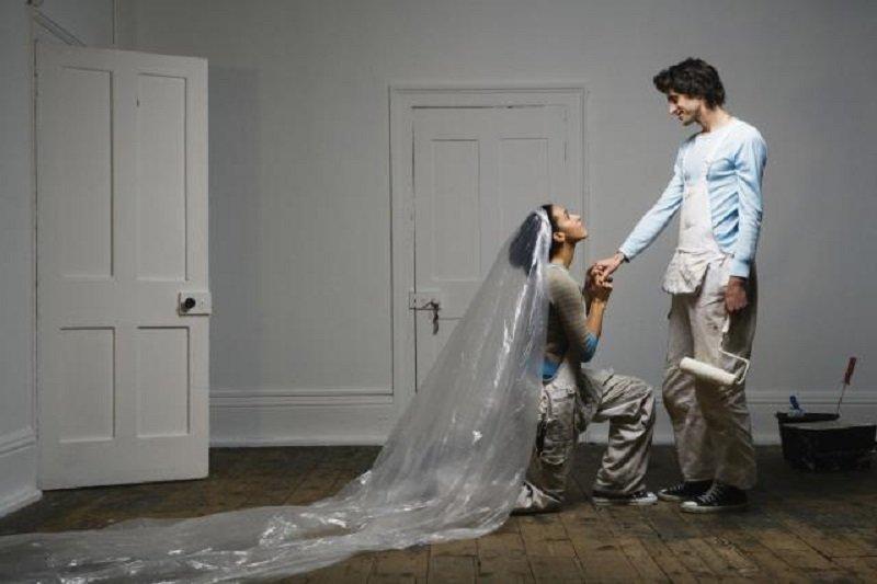 občianske manželstvo pre ženu