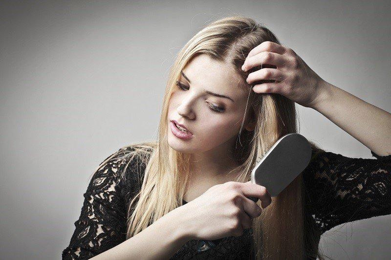 Кератиновое выпрямление волос беременным