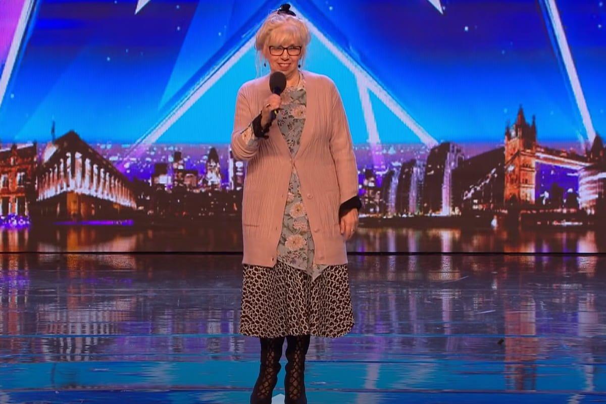 Милая бабуля покорила зрителей и судей британского шоу талантов необычным выступлением