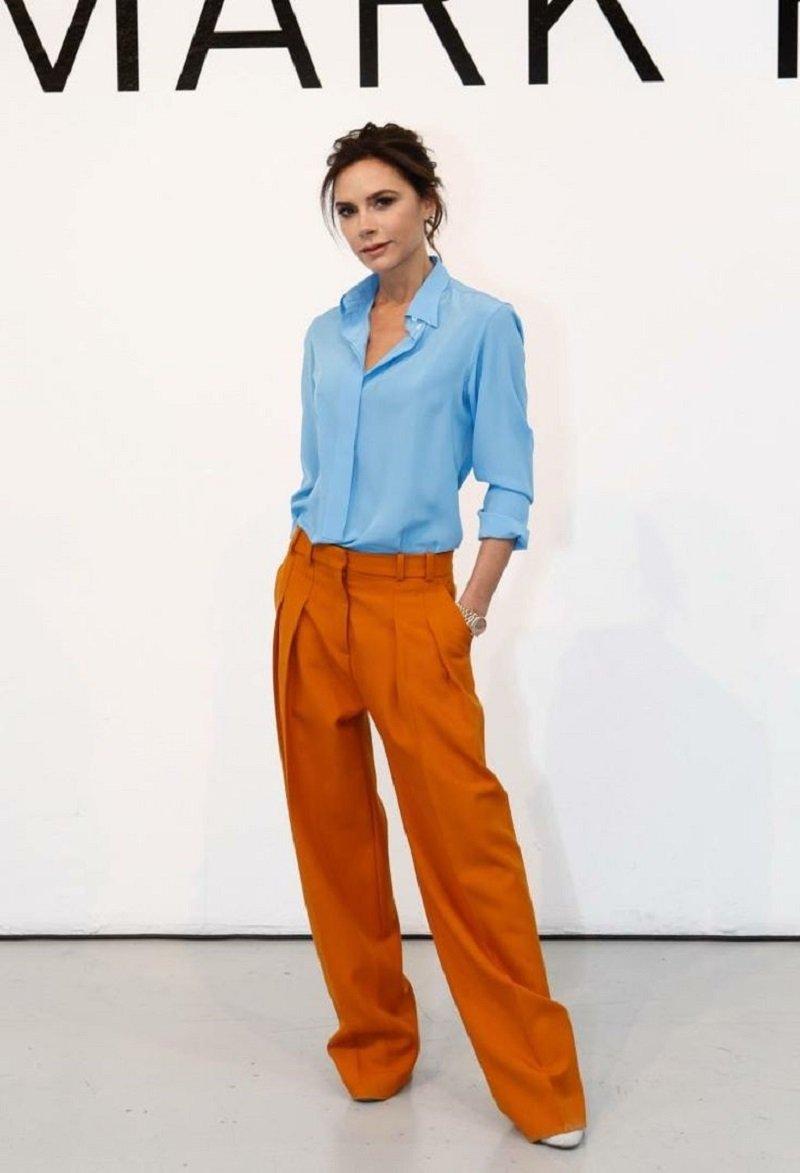 какие в моде брюки женские