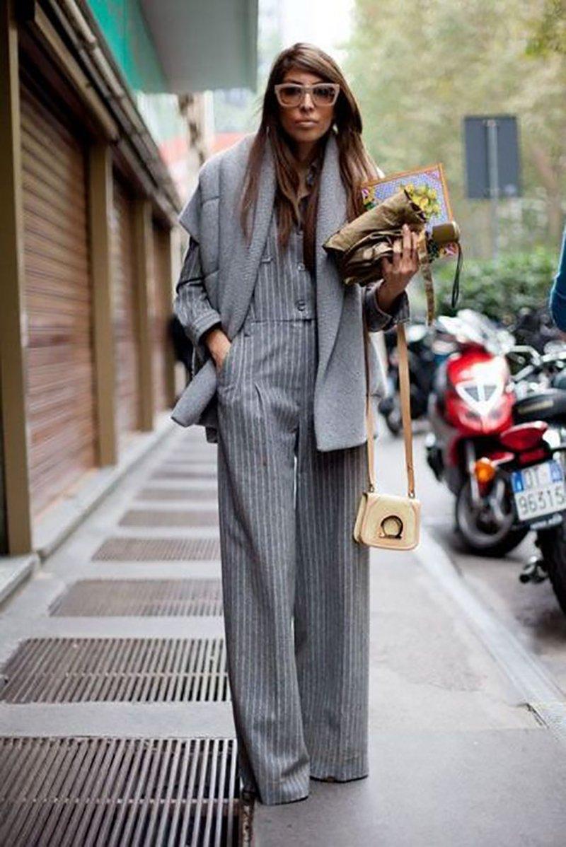 женские брюки палаццо