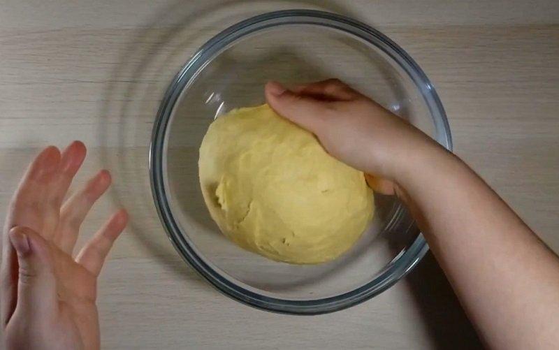 сладкие булочки на молоке без дрожжей