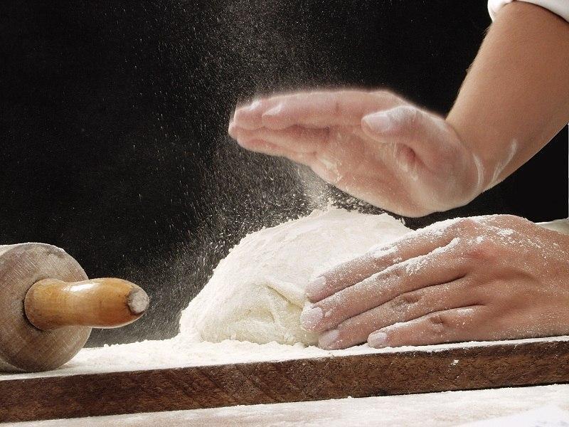как замесить тесто