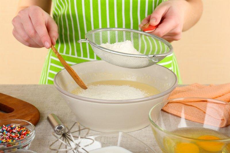 булочки со сгущенкой в духовке