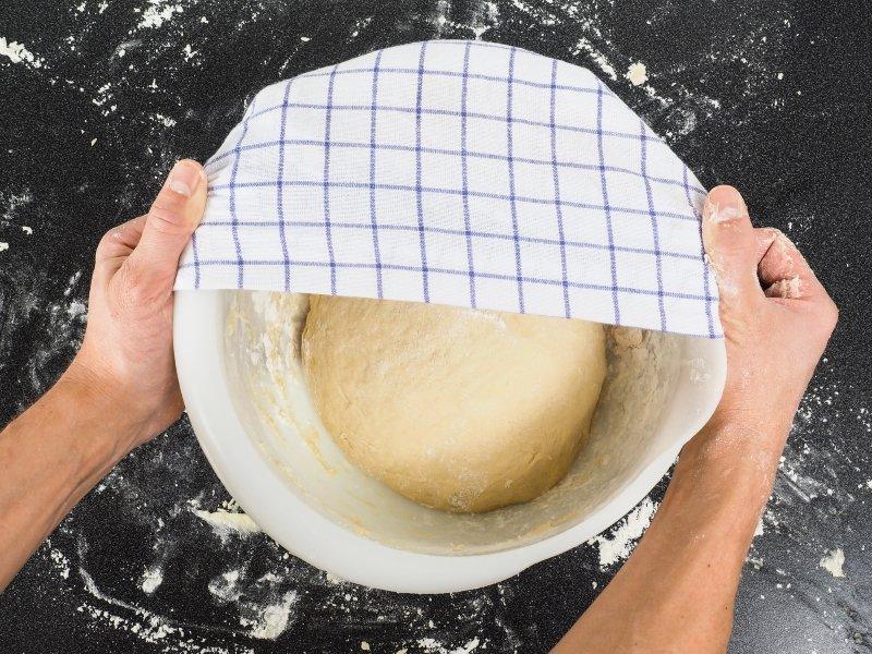 булочки с посыпкой и начинкой