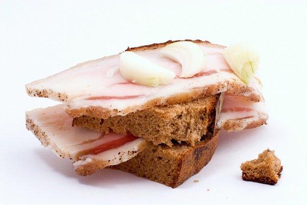 бутерброд с украины