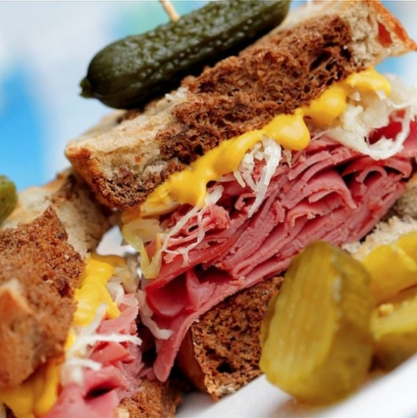 бутерброд из канады