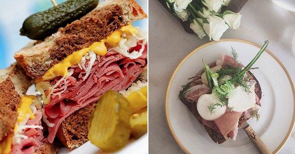 33 потрясающе вкусных бутерброда из разных стран мира! Хочу попробовать каждый из них…
