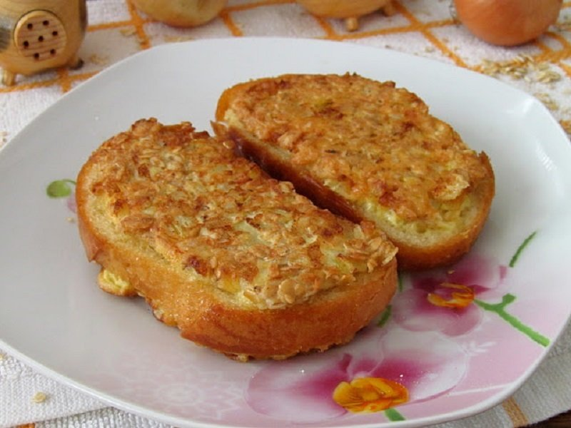 бутерброды на завтрак быстро