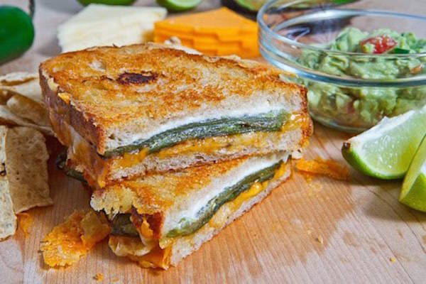 бутерброд с чили