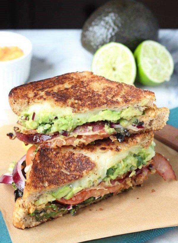бутерброды разных рецептов