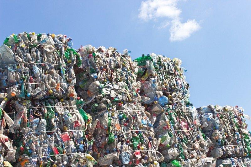 б у пластиковая тара