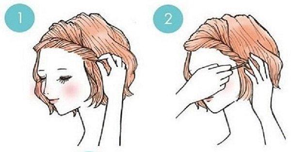 Укладка волос на скорую руку: сделай шикарную прическу всего за пару минут!